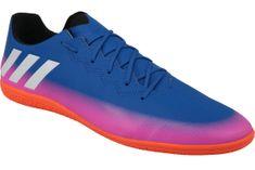Adidas Messi 16.3 IN BA9018 46 2/3 Niebieskie
