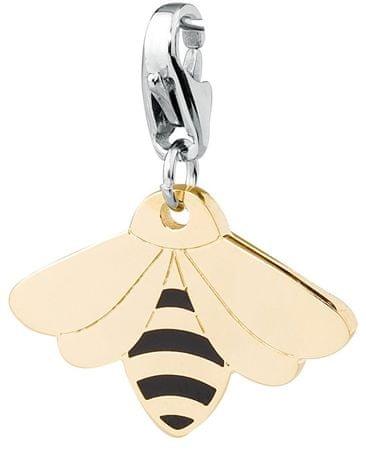 S'Agapõ Oryginalny wisiorek Happy Bee SHA14