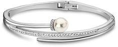 Lotus Style Luxusní náramek s perličkou LS2021-2/2