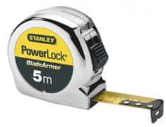 Stanley meter Powerlock Bladearmor, 5m/25mm