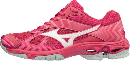 sprzedaż obuwia zegarek style mody Mizuno buty do siatkówki damskie Wave Bolt 7 Azalea Wht Camelliarose 37.0