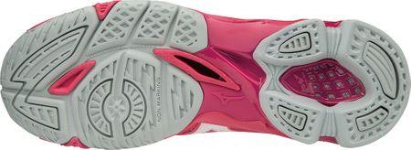 4dfcdd7e Mizuno buty do siatkówki damskie Wave Bolt 7 Azalea Wht Camelliarose ...
