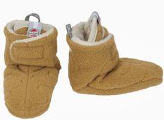 Lodger dječje papuče Slipper Botanimal Caramel