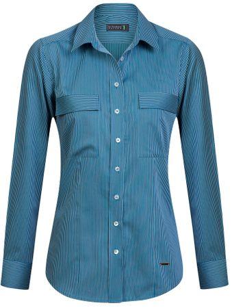 Sir Raymond Tailor dámská košile M modrá