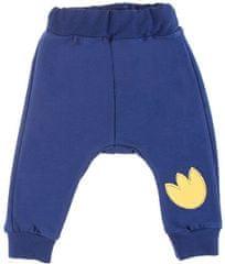 Ewa Klucze Chłopięce spodnie dresowe Dino