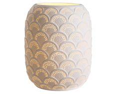 Kaemingk namizna svetilka, porcelanasta