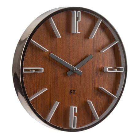 Future Time stenska ura FT6010TT Numbers, 30 cm