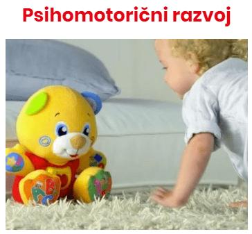 Psihomotorični razvoj