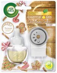 Air wick mirisni električni set, 19 ml, Božić