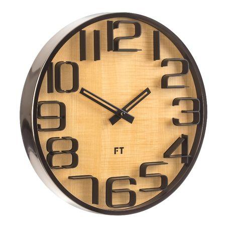 Future Time elegantnan zidni sat Numbers FT7010TT, 30 cm