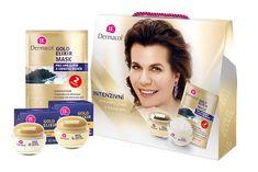 Dermacol Zestaw upominkowy dla kobiet Gold Eliksir