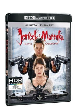 Jeníček a Mařenka: Lovci čarodějnic (2 disky) - Blu-ray + 4K Ultra HD