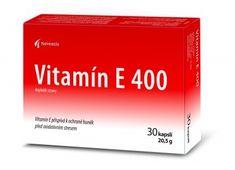 Noventis Vitamín E 400 30 kapslí