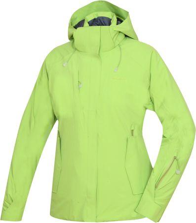 Husky ženska jakna Gopa L, zelena, XL