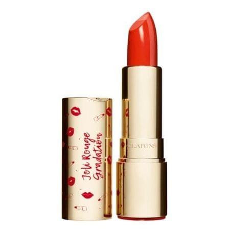 Clarins Dwukolorowy szminka Gradacja Joli Rouge 3,5 ml (cień 803 Plum Gradation)