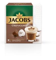 Jacobs komplet 3 x karton kavnih kapsul 7 + 7 kosov Cappuccino