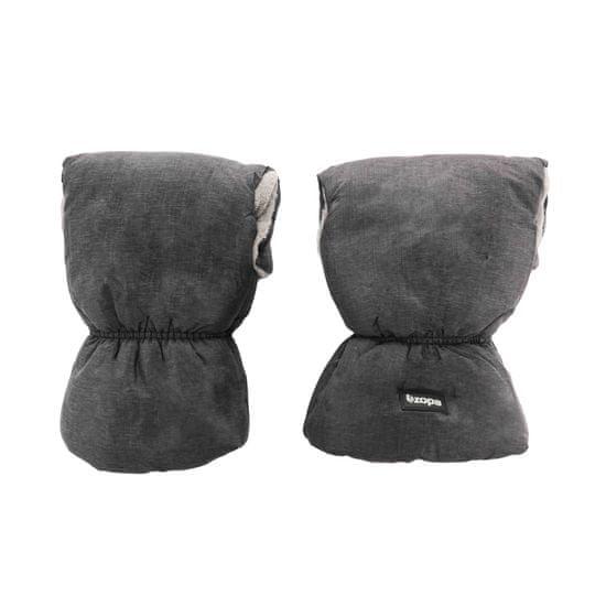 ZOPA Zimní rukavice Grey