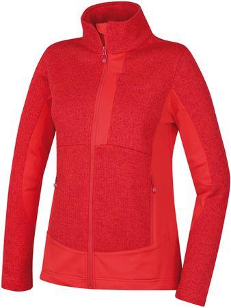 Husky ženska jakna Alan L, crvena, L