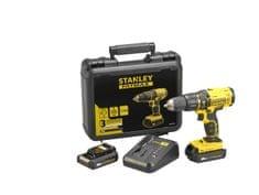 Stanley akumulatorska udarna bušilica/odvijač FMC626C2K