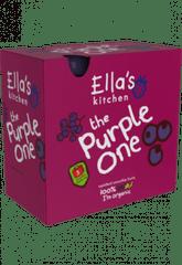 Ella's Kitchen Ovocné pyré - Purple One (Čučoriedka) - 5 ks