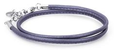 Brosway Temno vijolična zapestnica Bracciale BBR30