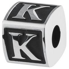 Brosway Oceľový prívesok Alphabet K TJ Man BTJN54