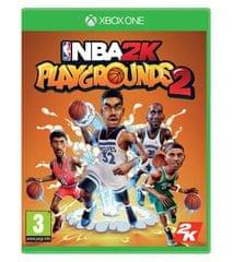 NBA 2K Playgrounds 2 (XBOX1)