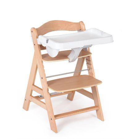 Hauck Alpha Tray 2020 stół do krzesła