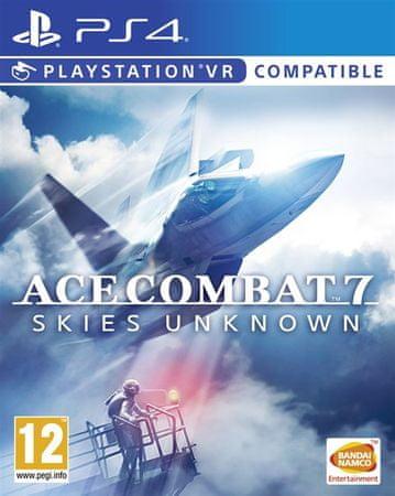 Namco Bandai Games igra Ace Combat 7: Skies Unknown (PS4)