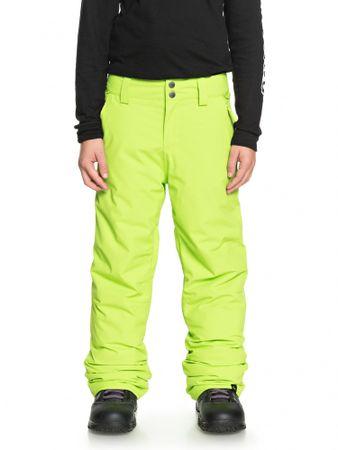 Quiksilver chlapecké kalhoty Estate Pt B 134/140 zelená