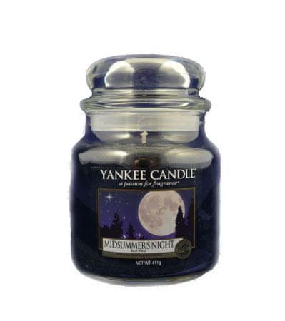Yankee Candle dišeča sveča Midsummer´s Night Classic, 411 g