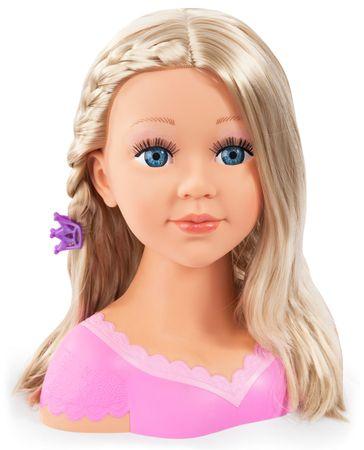 MaDe glava lutke za česanje
