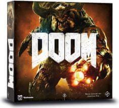 ADC Blackfire Doom: desková hra