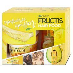 Garnier Darčeková sada pre suché vlasy Fructis Hair Food