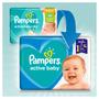 9 - Pampers pieluszki Pampers Active Baby 7 (17+ kg) 112 pcs - miesięczne opakowanie rozmiar