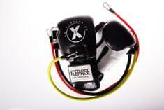"""XCERWISE Boxerské rukavice """"The Xtreme KO"""", čierna 14oz"""