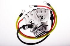 """XCERWISE MMA rukavice """"The Xtreme KO"""", biela L"""