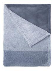 Mistral Home Baránková deka Flannel yarn Denim 150x200 cm