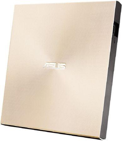 Asus ZenDrive nadpęd zewnętrzny DVD±RW SDRW-08U9M-U, złoty