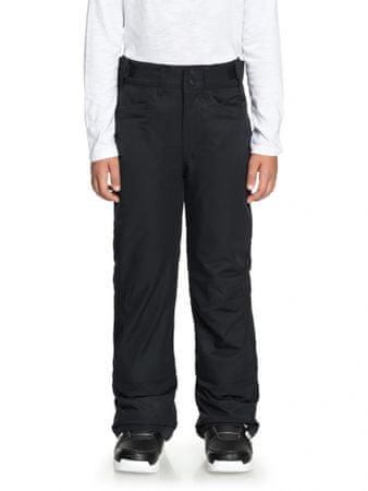 ROXY dziewczęce spodnie Backyard P SNPT 164 czarny