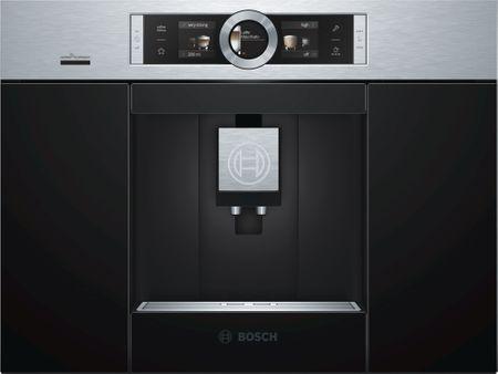 BOSCH CTL636ES6 Bépíthető kávéfőző