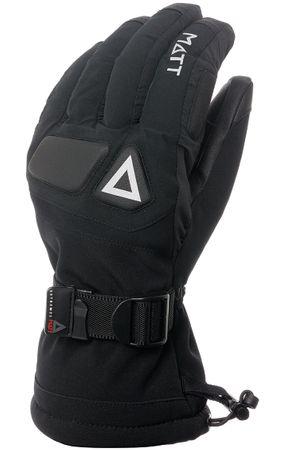 Matt moške smučarske rokavice 3190 Llam Gloves Black, črne, M