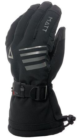 Matt 3193 Scratch Gloves Black L