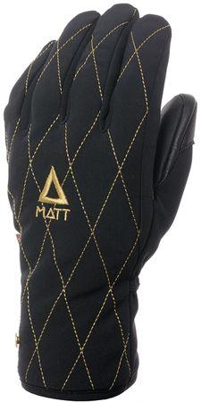 Matt 3197 Nuria Gore Active Gloves Black S