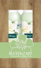 Kneipp Darčeková sada telové starostlivosti Hodvábny kvet 2 x 200 ml