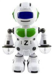 Teddies Robot tancující 23 cm se světlem a zvukem