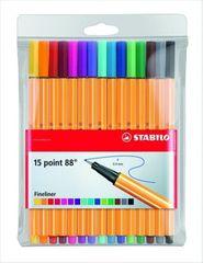 Stabilo Popisovač Point 88 15 barev