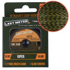 ProLogic Návazcová Šňůrka Viper Ultra Soft 15 m Camo