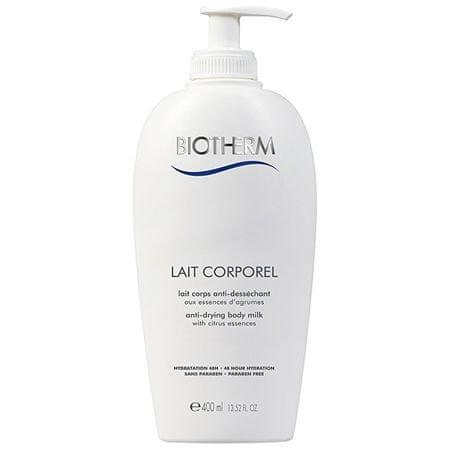 Biotherm Lait Corporel élénkítő testápoló citrus kivonattal (Anti-Drying Body Milk) (mennyiség 400 ml)