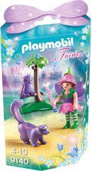 Playmobil čarobna vila s životinjama, 9140